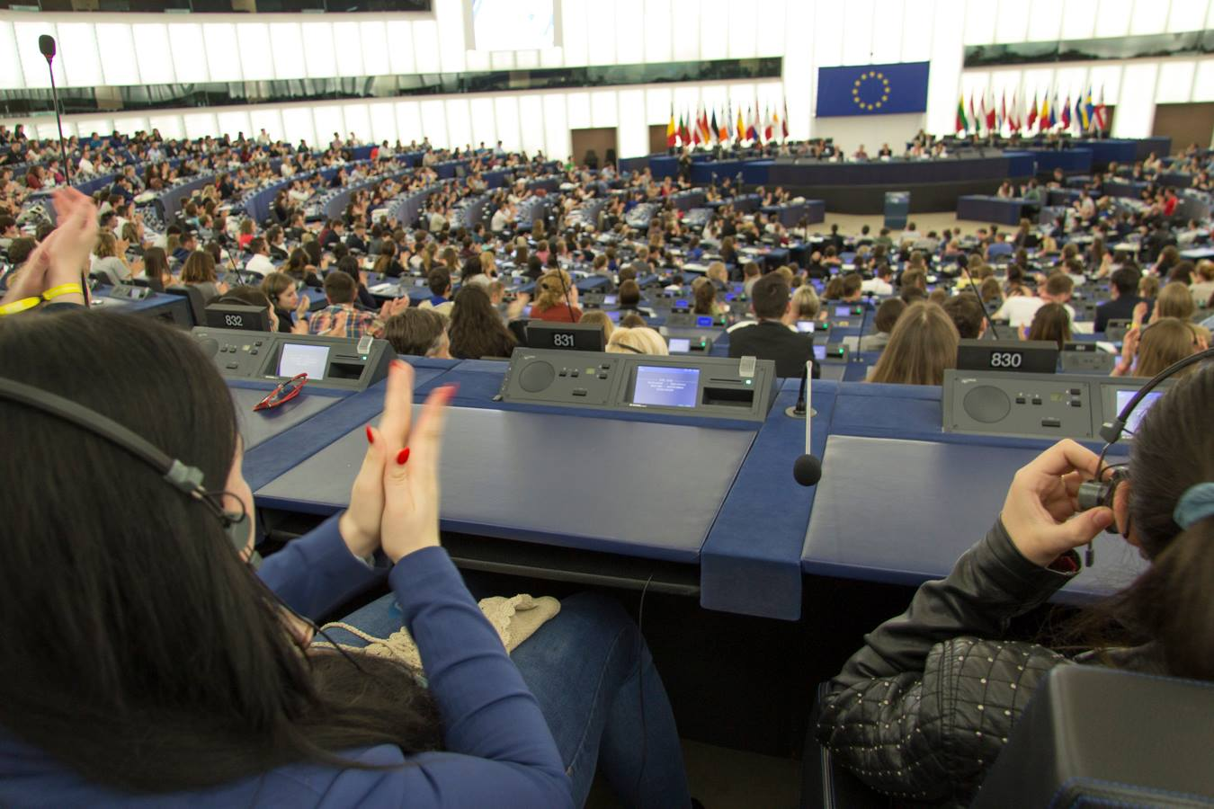 EP, opening of the European Youth Event